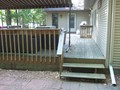 Lake House Deck (before)