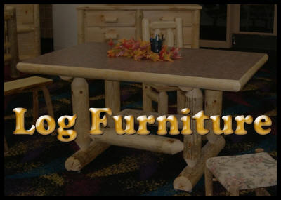 Log Furniture Title Photo